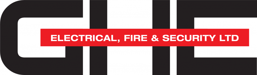 GHe Electrical, Fire & Security Ltd Wigan Logo